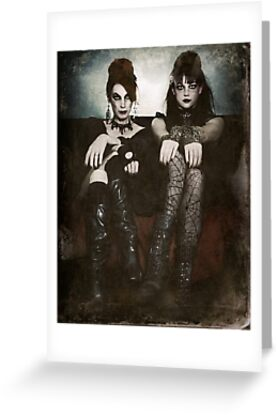 Sisters of the Sinister by Jennifer Rhoades