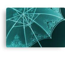 Parasol Canvas Print