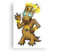 Tree is 4 Heal Metal Print