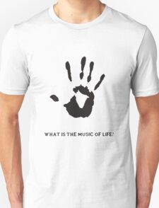 Dark Brotherhood: What is the music of life? Unisex T-Shirt