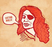 Cotton Balls! by fixtape