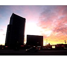 Good Morning Glendale Photographic Print