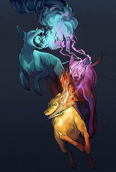 Storm Messenger by Sam Beck