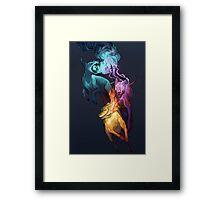 Storm Messenger Framed Print