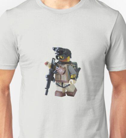 Smaller Rabbit Afgha Unisex T-Shirt