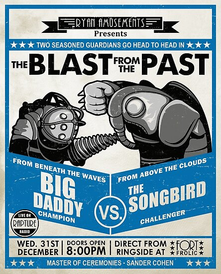 The Blast from the Past by Adho1982
