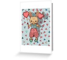 SomeBunny Loves You Greeting Card