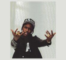 A$AP Rocky 3 by meridaone