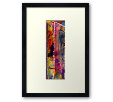 Rising to the Challenge Framed Print