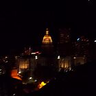 Capital at Night by tonimarie