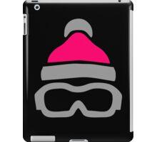 Ski Goggles And Hat iPad Case/Skin
