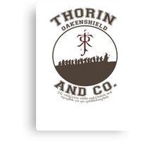 Thorin & Co. Canvas Print