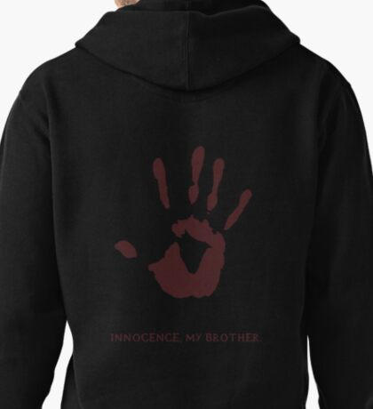Dark Brotherhood: Innocence, my brother Pullover Hoodie