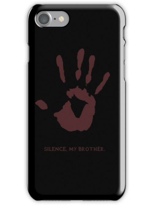 Dark Brotherhood: Silence, my brother by Genus Bombus