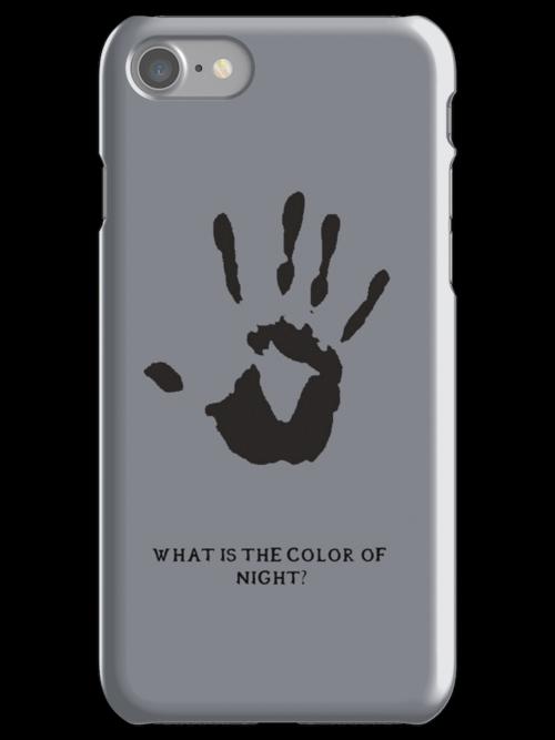 Dark Brotherhood: What is the color of night? by Genus Bombus