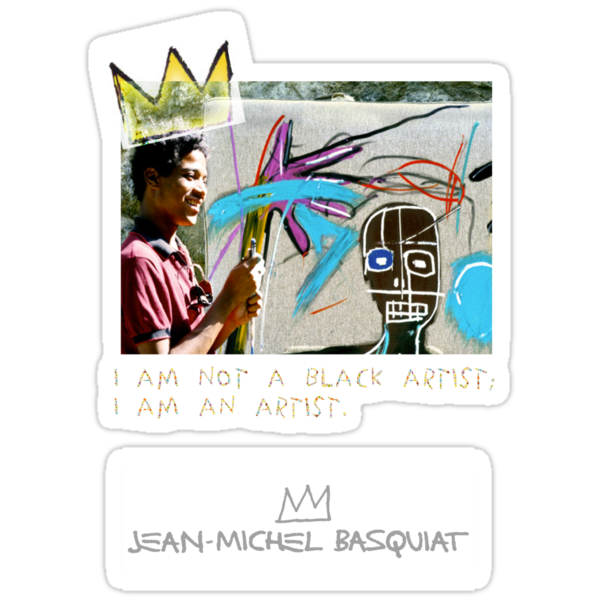 I am not a black artist by tink77