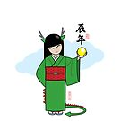 Misuki Dragon by 73553