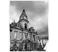 Clocktower Poster