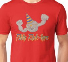Party Rock-type Unisex T-Shirt
