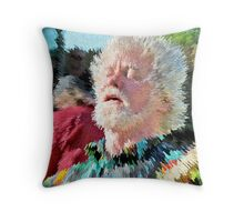 ~ Feel the Music ~ Throw Pillow
