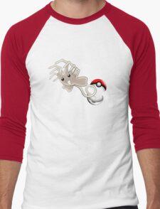 Xenomon Men's Baseball ¾ T-Shirt