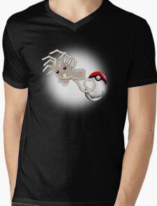Xenomon Mens V-Neck T-Shirt