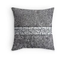 Division street Throw Pillow