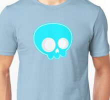 Blue skull test T-Shirt