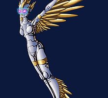 Winged Victory by noildoof