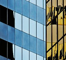 Denver reflection 7 by luvdusty