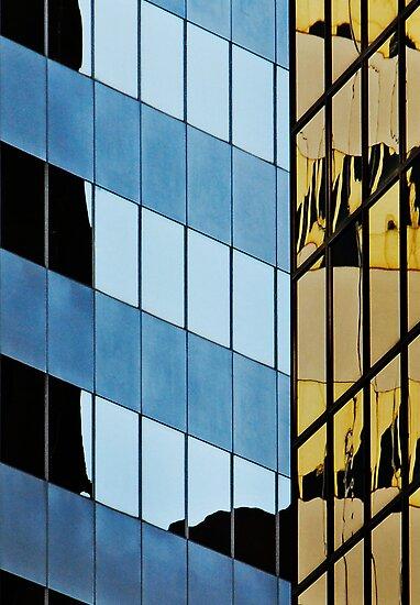 Denver reflection 7 by luvdusty