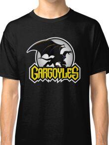 Retro Gargoyles Classic T-Shirt
