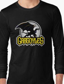 Retro Gargoyles Long Sleeve T-Shirt
