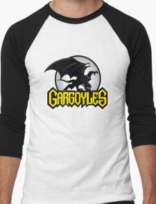 Retro Gargoyles Men's Baseball ¾ T-Shirt