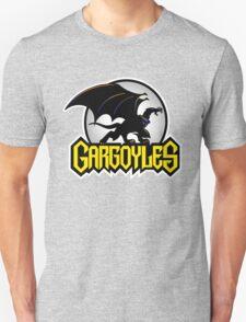 Retro Gargoyles Unisex T-Shirt