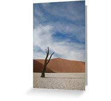Stand true to the day  Greeting Card