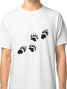 Bear Tracks Classic T-Shirt
