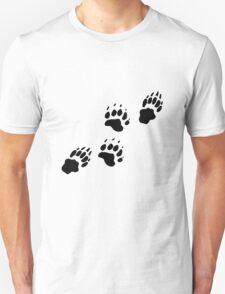 Bear Tracks Unisex T-Shirt
