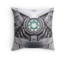 Arc Reactor Throw Pillow