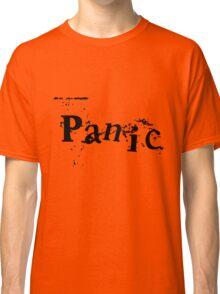Panic Classic T-Shirt