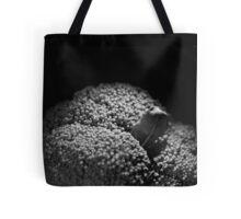 Ominous Broccoli Tote Bag