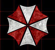 Resident Evil Umbrella Corporation Sticker