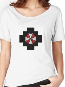 Resident Evil Umbrella Corporation Women's Relaxed Fit T-Shirt