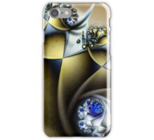 The Harlequin Difference iPhone Case/Skin