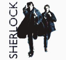 Sherlock Holmes and Doctor Watson!