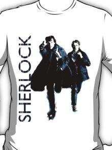 Sherlock Holmes and Doctor Watson! T-Shirt