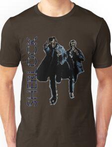 Sherlock Holmes and Doctor Watson! Unisex T-Shirt