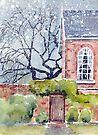 The Poplars by Val Spayne