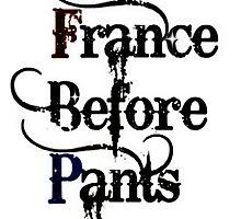 France Before Pants!  by sadbhk