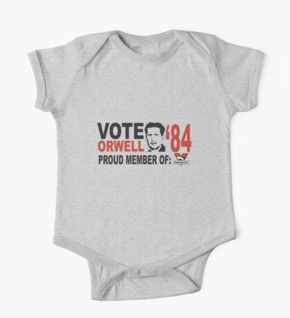 Vote Orwell One Piece - Short Sleeve